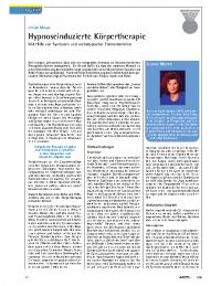 Ulrike Meyer, März 2000