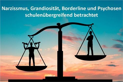 """Audiotorium GRATIS Online-Kongress vom 14. – 21. Juni:  """"Narzissmus, Grandiosität, Borderline und Psychosen"""